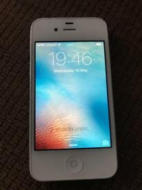 Apple iPhone 4S, 32gb On O2