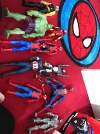 Marvel avenger toys
