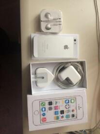 SOLD - For sale, used IPhone 5s, silver, 64GB, very good condition