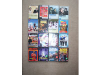 dvds over 30 titles for £5.00 all official not copies.