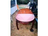Italian dining table, no chairs