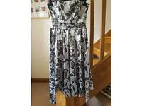 Size 8 Knee length dress