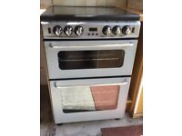 New World Gas cooker for sale - 8 months old