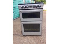 £98.99 Stoves grey electric cooker+55cm+3 months warranty for £98.99