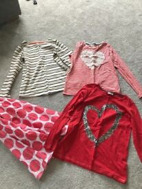 Bundle of girls mini Boden clothes 13-14 years
