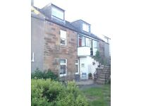 Two bedroom flat in Juniper Green 10 months only