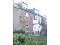 Two bedroom flat in Juniper Green