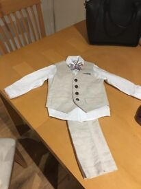 monsoon baby suit 18-24 month