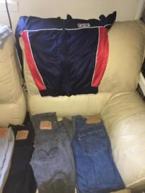 Men's and boys branded clothes ££75 if gone this week ono !!!!!