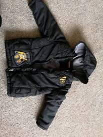 2-3 jcb coat