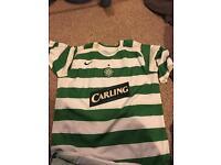 6 Celtic shirts