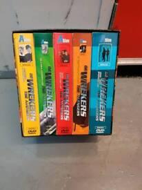 The AVENGERS DVD Boxset