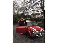 Classic Rover Mini Cooper, Great Condition, Very Low Mileage!