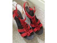 Soft clox sandals size 40