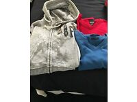 Gents Medium hoodie and Jumpers