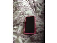 Green iPhone 5c 16gb