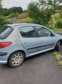 Peugeot 206 in great condition