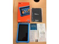 Kindle Fire Kids Limited Edition (not iPad)