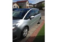 Citreon grand Picasso 2009 59reg 1.6hdi diesel vtr+(7seater)