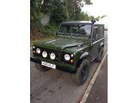 1990 Land Rover Degender 90 2.5TDI
