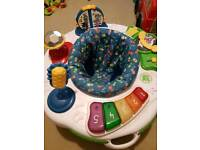 Leap Frog activity center