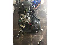 Yamaha mt 125 abs breaking