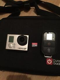GoPro Hero 3+ Black Edition only used once!!