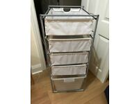 IKEA STORAGE UNIT - STEEL FRAME