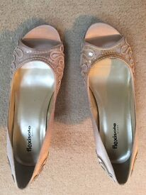 Wedding shoes size 7