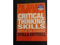 CRITICAL THINKING SKILLS BOOK