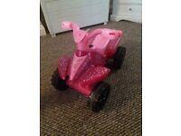 Kids mini quad bike
