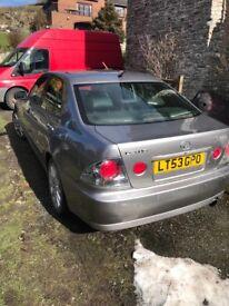 Lexus IS 200 le
