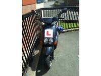 Scooter for sale or swap for small automatic car