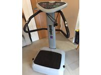 Gadget Fit Power Vibration Plate, as new