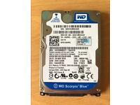 "WD Western Digital 250GB SATA 2.5"" HDD Laptop hard drive"