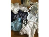 Baby Clothes Tiny Baby : 36 items