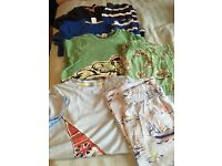 Boys summer clothes bundle AGE 9