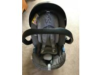 Mama and Pappa Cybex Manhatten 1st Car seat, ISOFIX base,