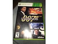 007 Legends, XBox 360