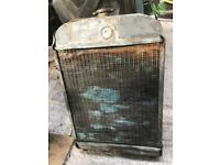 Mf35 radiator