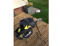 Junior golf clubs