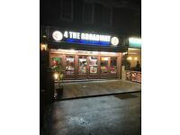 Brand new kebab shop for sale in Acton Town