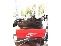 Nike Air Max 97 Black Bullets Brand New Size 9