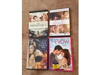 Romance DVD Bundle
