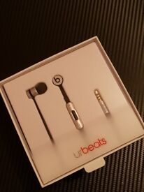 Beats Headphones UrBeats bought yesterday, 1yr AppleCare Cover