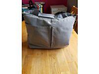 Silvercross changing bag