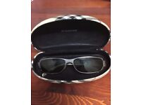 GENUINE burberry sun glasses