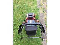 Sovereign 150cc self propelled lawn mower