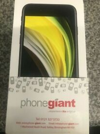 APPLE IPHONE SE 2020 64GB BOXED UNLOCKED