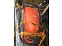 Electric flymo lawnmower for sale